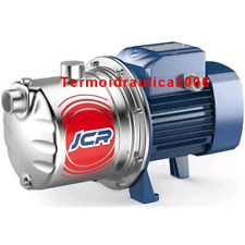 Elettropompa Autoadescante in Acciaio 1,5Hp JCR m2A 220V Pompa Acqua Pedrollo