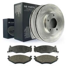 Bremsbeläge Vorne Brembo2 Bremsscheiben COATED DISC LINE Belüftet Ø 302 mm