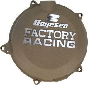 Boyesen Factory Racing Clutch Cover MA GNESIUM CC-45M Mag OEM Replacement CC-45M
