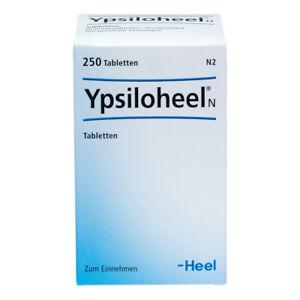 HEEL Ypsiloheel 250 Tablets Homeopathic Remedies