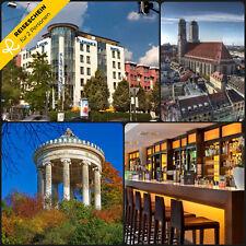 4 días 2P Munich Schwabing HOTEL Viaje Corto FIN DE SEMANA VACACIONES Cortas