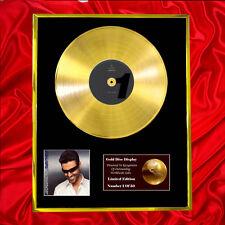 GEORGE MICHAEL TWENTY FIVE CD  GOLD DISC VINYL LP