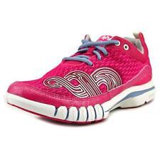 Zapatillas deportivas de mujer de tacón bajo (menos de 2,5 cm) de lona Talla 38.5