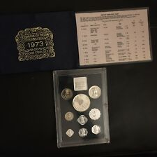 1973 Republic Of India Proof Set,  Uncirculated In Mint Condition!!