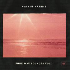 Calvin Harris - Funk Wav Bounces, Vol. 1 [New Vinyl LP] Explicit, With Booklet,