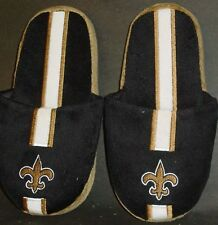 "NFL Slippers, ""New Orleans Saints"" (Youth Large) NEW"