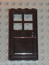 Porte LEGO black door 30179 + 60623 /Set 10197 10185 5582 10199 4996 10218 10228