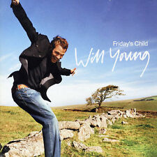 Friday's Child by Will Young (Cd, Dec-2003, Bmg/S Records) Made In U.K.