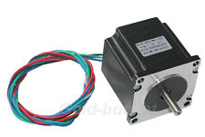 57BYGH56-401A NEMA 23 Stepper Motor Single Shaft 56mm 1.8Degre 4Leads for CNC