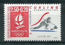 FRANCE 1992 timbre 2680a, Sport, Curling, neuf**