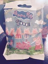 *NEW* PEPPA PIG   MICRO LITES - Sealed blind pack