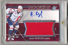 2014-15 SPx Rookies Evgeny Kuznetsov True RC Jersey Patch Auto # 92/249 eBay 1/1