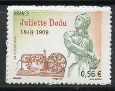 STAMP  / TIMBRE FRANCE ADHESIF NEUF N° 371 ** JULIETTE DODU HEROINE DE GUERRE