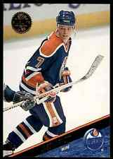 1993-94 Leaf Jason Arnott Rookie #382