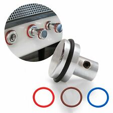 Retro Series machined Knob With 4 Colored Rings Keep It Clean KICBWKA01 rat