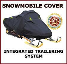 For Arctic Cat Zr 600 2000 2001 2002 Efi Cover Snowmobile Sledge Heavy-Duty