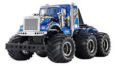 Tamiya Konghead 6x6 1 18 6-achs Monstertruck (g6-01) #58646