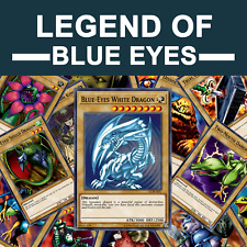 ⚔️ YUGIOH - LEGEND OF BLUE EYES - LOB - UNLIMITED - 2002 - COLLECTION ⚔️