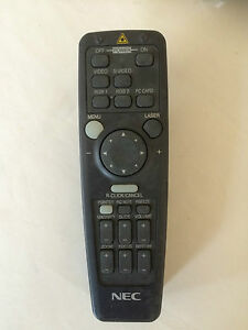 NEC Remote Control RD-355E 79645911