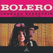 Leonard Bernstein – Bolero 180g Audiophile Vinyl LP