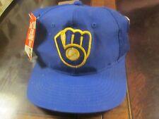 Vintagee Milwaukie Brewers Snapbak Hat New with Tags