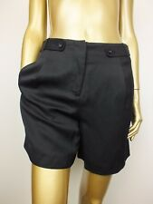 SPORTSCRAFT SIGNATURE SHORTS BLACK LINEN DRESS SHORTS  - 8