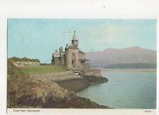 Coes Faen Barmouth 1976 Postcard 207b