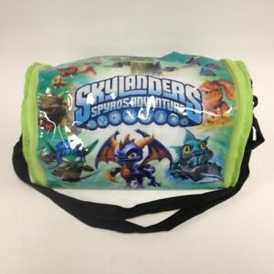 Skylanders Spyros Adventure Official Storage Carry Case With Figures And Portal