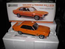 CLASSIC 1/18 HOLDEN TORANA LJ XU-1 GTR LONE O'RANGER   LTD ED OF 950   #18662
