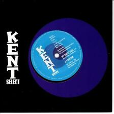JT RHYTHM My Sweet Baby / OC TOLBERT All I Want... NEW NORTHERN SOUL 45 (KENT)