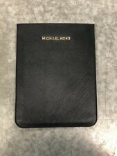 Michael Kors Ipad Mini Case Black Padded Gold Interior