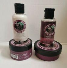 Gift Set Nativa Spa Black Plum (Moisturising Cream + Liquid Soap + Hand Cream )