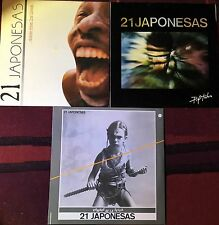 LOTE LP'S - 21 JAPONESAS 3 Lp's Vinilo Nuevos