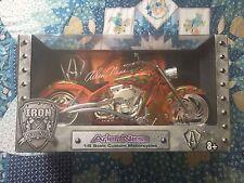 Iron Legend Motocicletta scala 1:6 Arlen Ness Chopper Modello