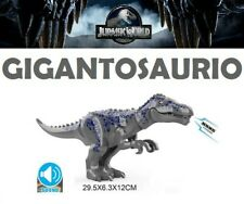 Gigantosaurio Jurassic World Comp. Lego