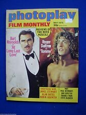 May Photoplay Monthly Film & TV Magazines