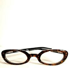 Vintage colOptix Brown Jaguar Wild Eyeglasses Frames