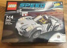 LEGO® 75910 Speed Champions Porsche 918 Spyder Neu OVP