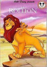 Le roi lion Club du livre Mickey French