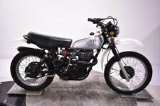 1981 Yamaha XT500H Unregistered US Import Barn Find Classic Restoration Project