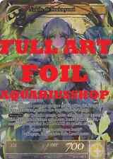 Force of Will Nobile di Tsukuyomi TMS-016 ITA FULL ART FOIL Super-Rara Noble Nuo
