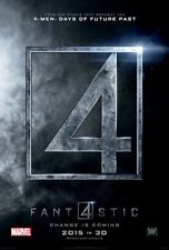Fantastic Four Movie Poster 24in x36in