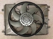 MB3115122 New Replacement Cooling Fan Assembly OEM# 2045000293 (Brushless Motor)