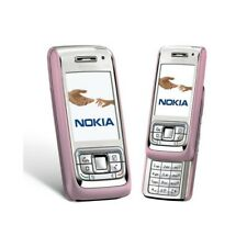 Phone Mobile Nokia E65 Slide Pink 0.1oz Wifi Bluetooth GPS Umts Top Quality