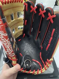 """RAWLINGS Heart of the Hide Bryce Harper 13"""" RHT Outfield Glove"""