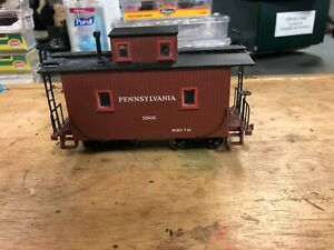 Bachmann on30 caboose,PRR1000