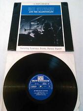 REX STEWART & THE ELLINGTONIANS - S / T LP EX!!! UK 1ST PRESS RIVERSIDE MONO 144