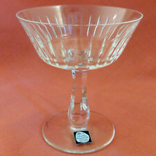 ROYALTY Royal Leerdam-Maastricht Saucer Champagne 4.5 NEW NEVER USED Netherlands