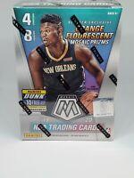 2019-20 Mosaic NBA Basketball Blaster Box