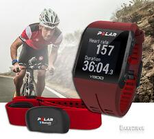 New Version Red Polar V800 GPS Heart Rate Monitor HRM Sports Watch Run Triathlon
